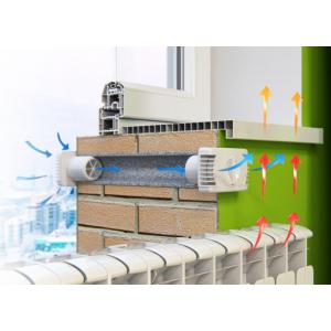 Проектирование естественной и принудительной вентиляции