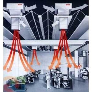 Проектирование системы вентиляции производственного объекта
