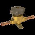 Вентиль (клапан) запорный Castel 6210 / 2