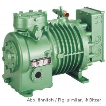 Полугерметичный компрессор Bitzer 2CL-3.2