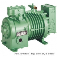 Полугерметичный компрессор Bitzer 2DL-3.2