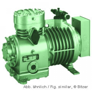 Полугерметичный компрессор Bitzer 2N-5.2