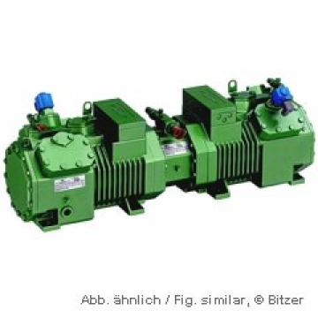 Полугерметичный компрессор Bitzer 44DC-10.2