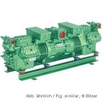 Полугерметичный компрессор Bitzer 66F-100.2