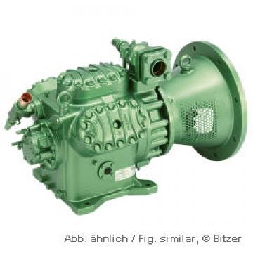Полугерметичный компрессор Bitzer 6G.2