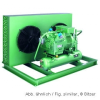 Компрессорно-конденсаторный агрегат Bitzer LHQ124/4P-10.2