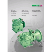 Полугерметичный компрессор Bitzer 6F.2