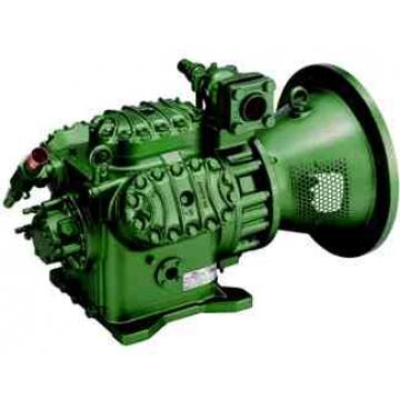 Полугерметичный компрессор Bitzer W6GA