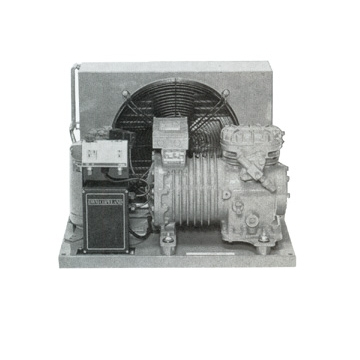 Компрессорно-конденсаторный агрегат B8-KJ-100