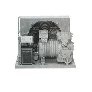 Компрессорно-конденсаторный агрегат H8-LL-400