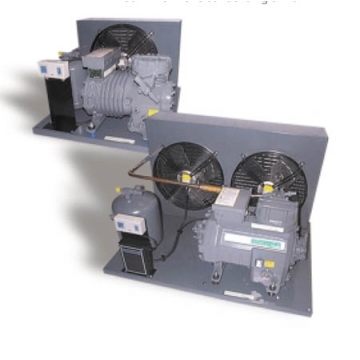 Компрессорно-конденсаторный агрегат M9-2SC-550
