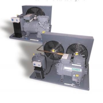 Компрессорно-конденсаторный агрегат W9-4DT-220X