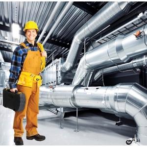 Пусконаладочные работы вентиляционного оборудования