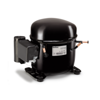 Герметичный компрессор Danfoss MPT16LA (123B2127)