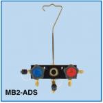 2-вентильный корпус коллектора ITE MB2-ADS