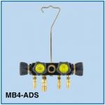 4-вентильный корпус коллектора ITE MB4-ADS