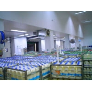 Холодильная камера для молока