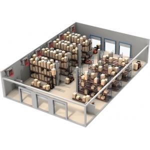 Проектирование вентиляции для склада – основные виды систем