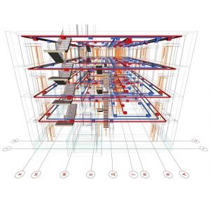 Проектная документация вентиляционной системы объекта