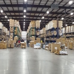 Вентиляция складов