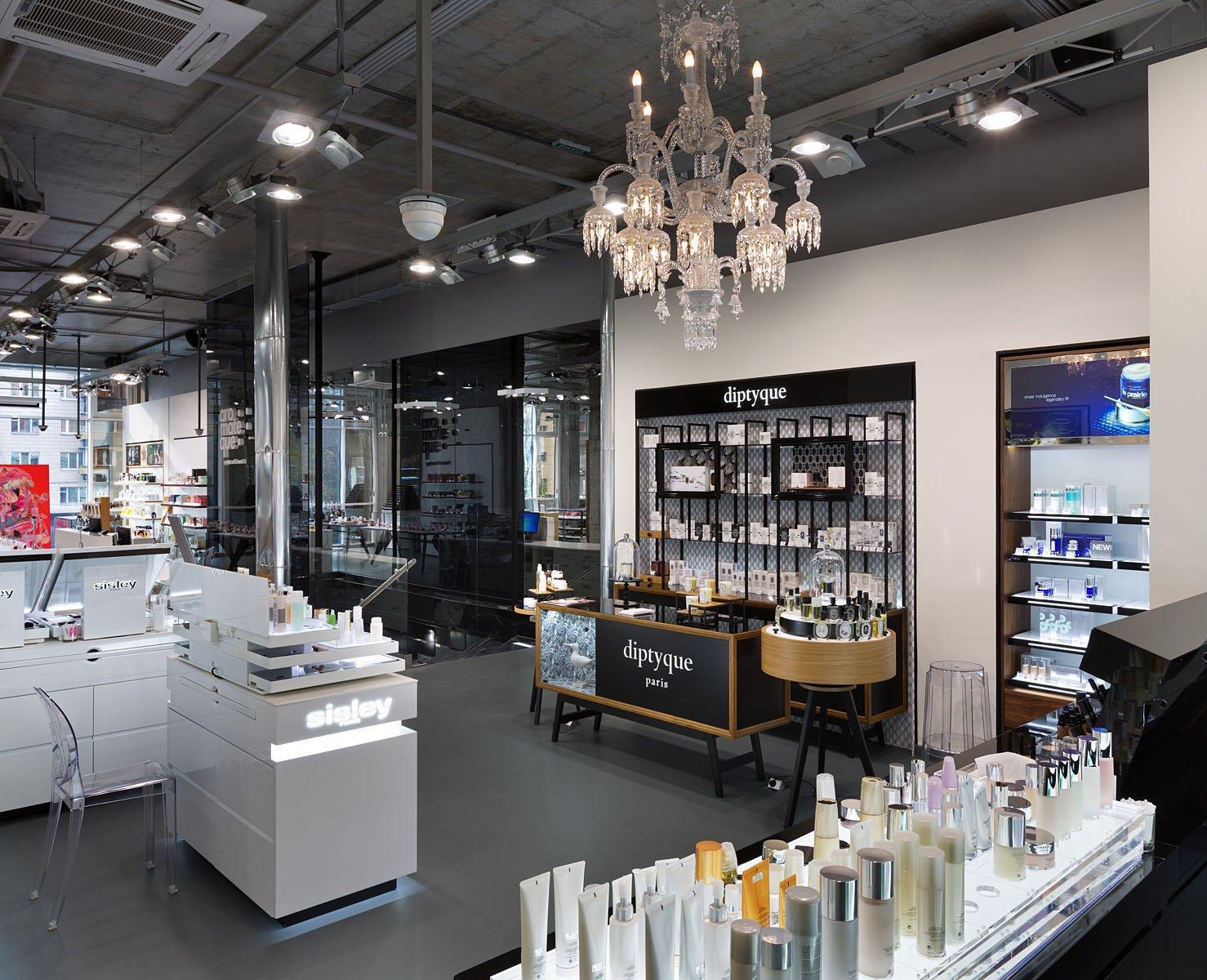 Проектирование системы вентиляции магазина и бутика