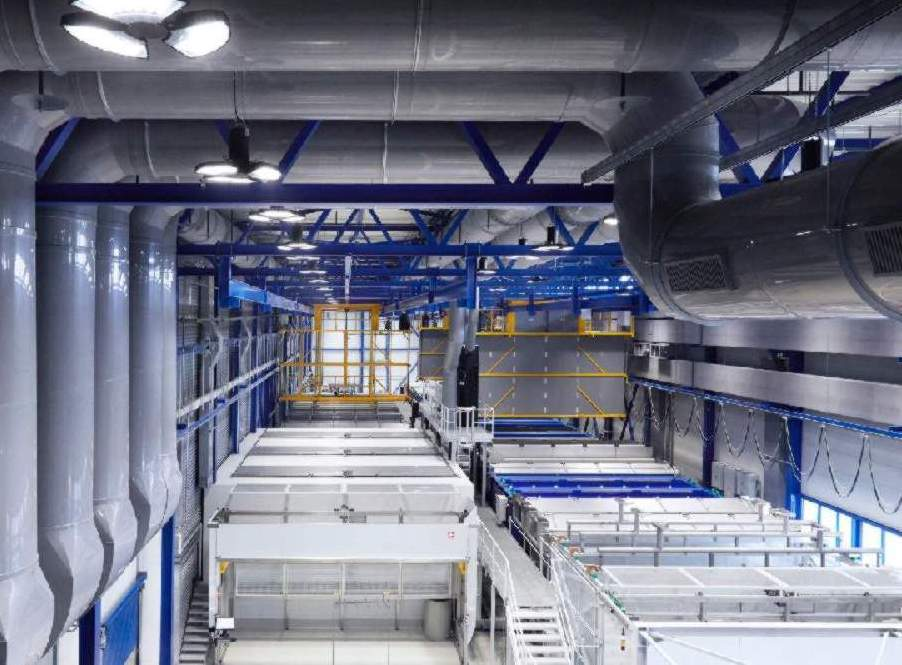 Проектирование вентиляционной системы производственного цеха