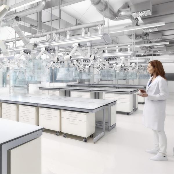 Проектирование вытяжной вентиляционной системы химических лабораторий