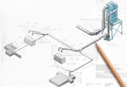 Какие факторы необходимо учесть при проектировании вентиляции